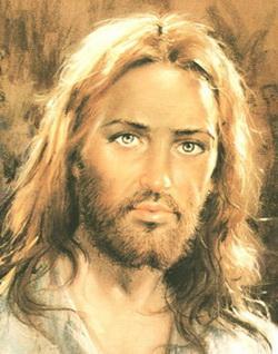 Картина італійського художника-іконописця Карло Парізі «Ісус у задумі». Як стверджують фахівці, її споглядання піднімає настрій, надає впевненості, оберігає від грішних думок, заохочує до чистоти